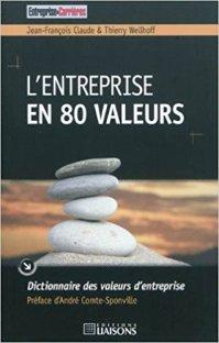 Entreprise 80 valeurs